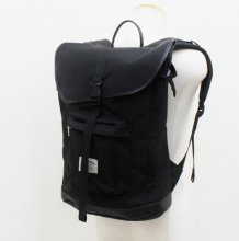WONDER BAGGAGE GOODMANS BACKPACK (BLACK)