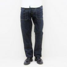 SASSAFRAS 13.5oz DENIM FALL LEAF PANTS