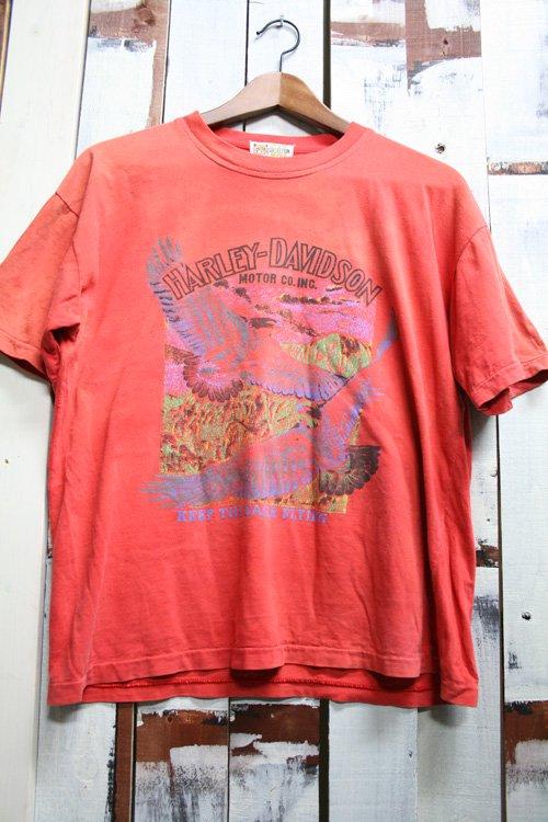 90年代 ビンテージハーレーTシャツ 古着