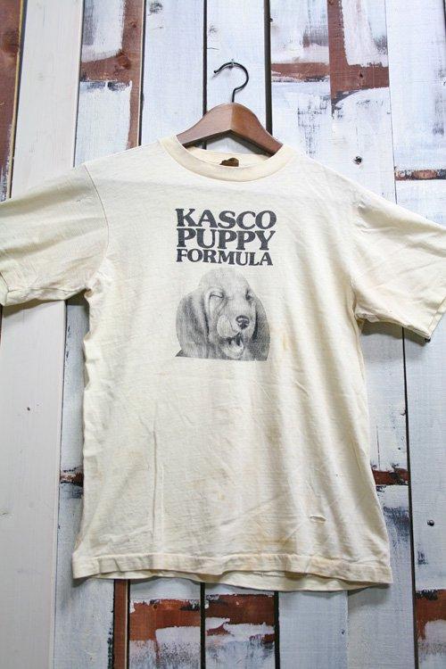 80's・90's頃 ヴィンテージTシャツ プリントTシャツ 古着 ボロ ダメージ