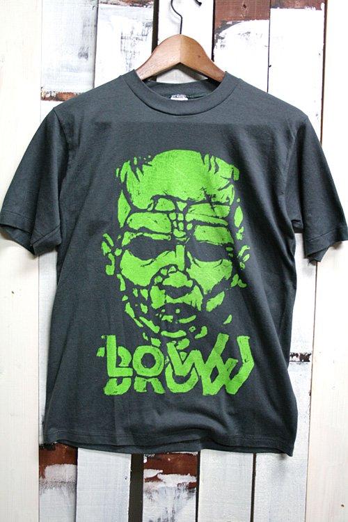 90年代 low brow ビンテージ Tシャツ バンドTシャツ 古着 ブラック
