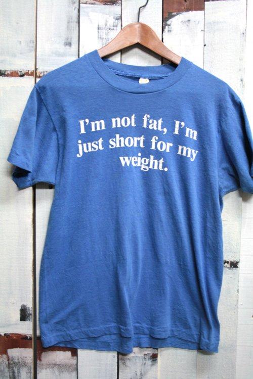 80年代 ビンテージTシャツ プリントTシャツ スクリーンスター 古着 青 ブルー ポリコットン