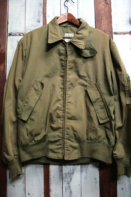 80年代 U.S.ARMY USアーミー LIGHTWEIGHT FLYERS JACKET ライトウェイト フライヤーズジャケット 古着 ヴィンテージ オリーブ 86年