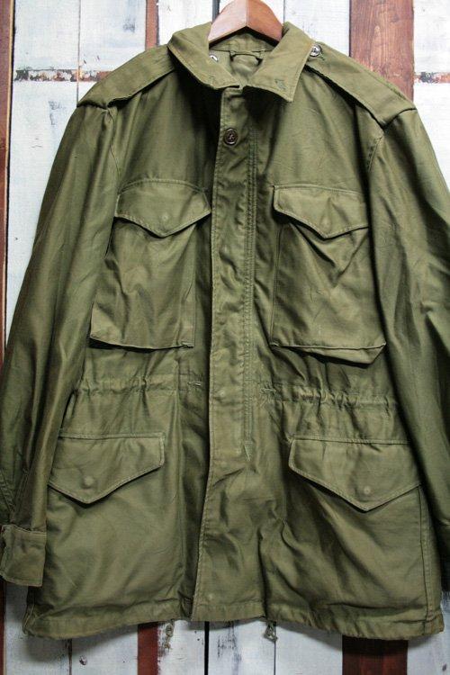 50年代 USアーミー M51ジャケット 古着 ミリタリージャケット
