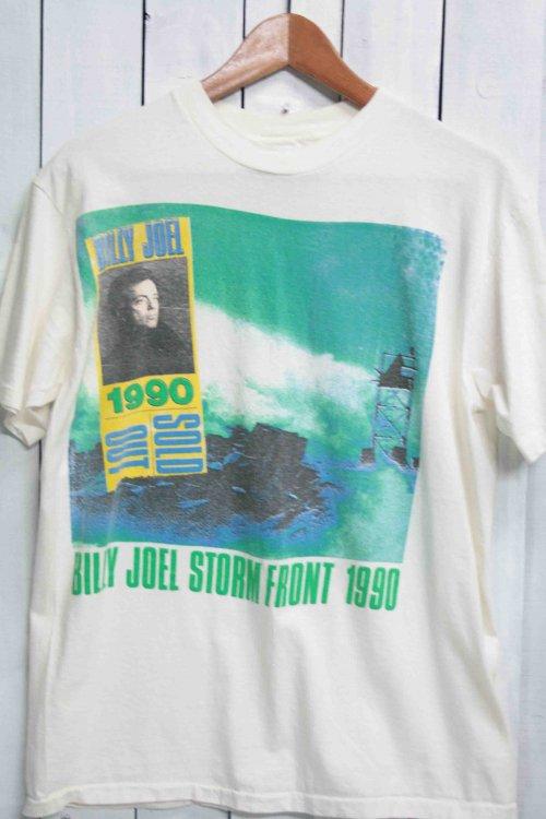 古着 90年代 ヴィンテージバンドTシャツ エルトンジョン Elton John ホワイト 白