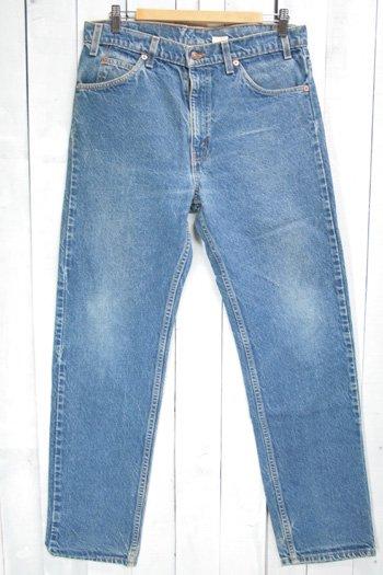 90年代 古着 Levi's リーバイス  505 デニムパンツ オレンジタブ USA製