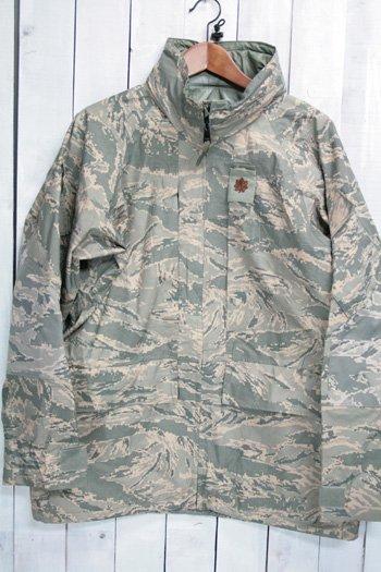 USAF usエアーフォース APECS ALL PURPOSE PARKA ゴアテックスパーカー 古着 タイガーストライプ USアーミー 米軍 ミリタリージャケット M/R