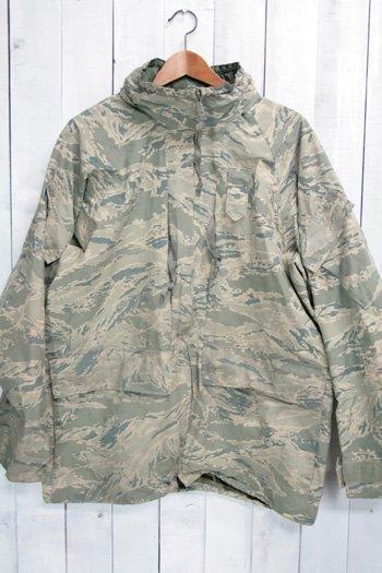 09年 USエアーフォース All Purpose Environmental Clothing System  ゴアテックスパーカー propper プロッパー デジタルカモフラージュ L/R