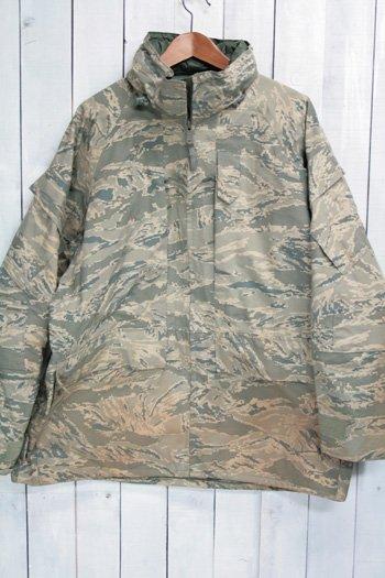 USエアーフォース All Purpose Environmental Clothing System  ゴアテックスパーカー デジタルカモフラージュ L/R