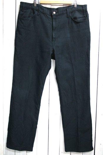80年代 スタプレ Levis 517 リーバイズ 517 古着 ビンテージ ブラック 黒 ブーツカット ビッグサイズ