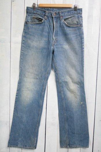80年代 Levis 517 リーバイズ 517 古着 デニムパンツ ブーツカット オレンジタブ
