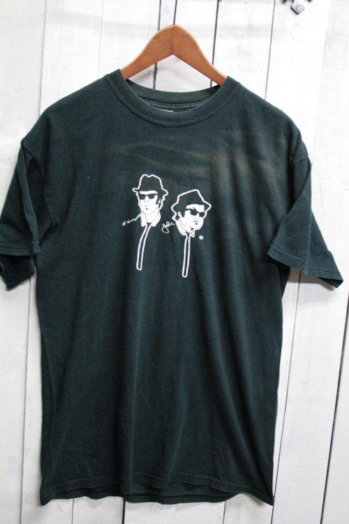 House of Blues ハウス オブ ブルース バンドTシャツ Tシャツ プリントシャツ ビンテージ ブラック 黒 古着 ブルース・ブラザース The Blues Brothers