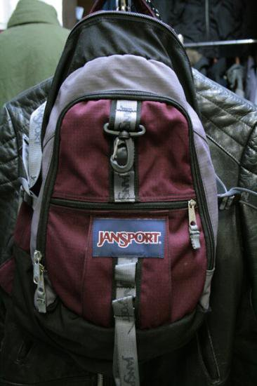 <img class='new_mark_img1' src='https://img.shop-pro.jp/img/new/icons43.gif' style='border:none;display:inline;margin:0px;padding:0px;width:auto;' />JANSPORT ジャンスポーツ リュックサック 古着