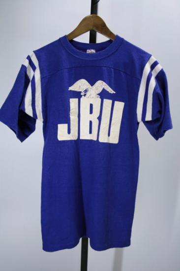 フットボールTシャツ 古着 70-80年代