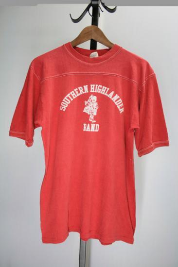フットボールTシャツ 古着 70年代・stedman