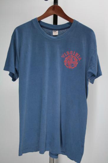 80年代 カレッジTシャツ 古着