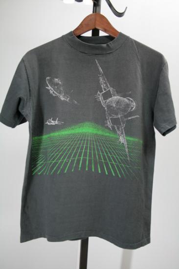 80年代 プリントTシャツ 古着