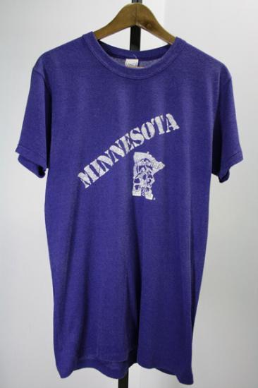 80年代プリントTシャツ古着