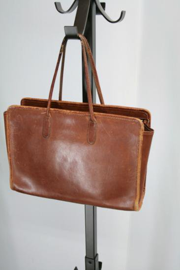 OLD COACH(オールドコーチ)  トートバッグ  made in new york