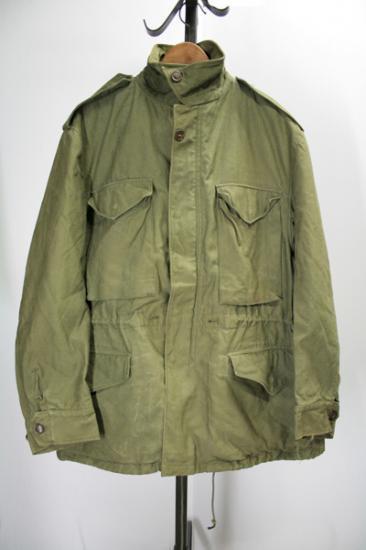50年代 m51フィールドジャケット 古着