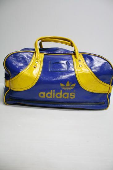 80年代 adidas(アディダス) ボストンバッグ