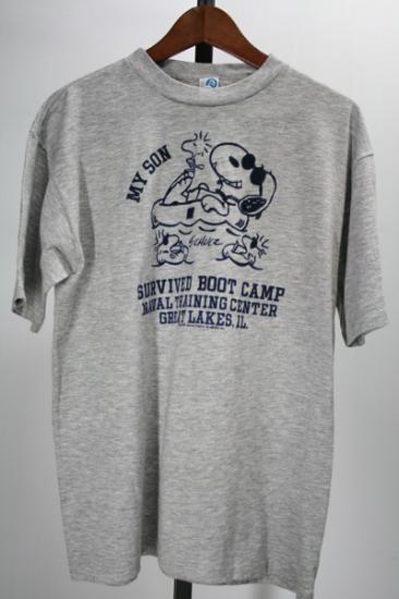 80年代 アルテックス・スニーピーTシャツ  古着