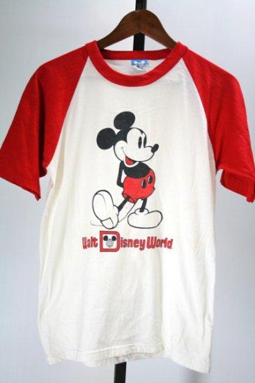 ミッキーマウスTシャツ 古着