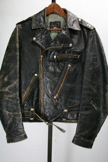 50年代 BUCO【ブコ】 J81 wライダースジャケット