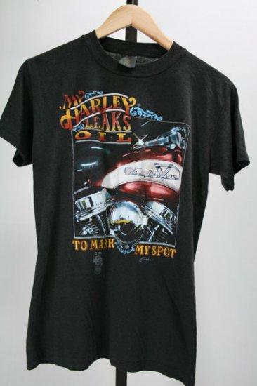 80年代 ヴィンテージ ハーレーT 3Dタグ