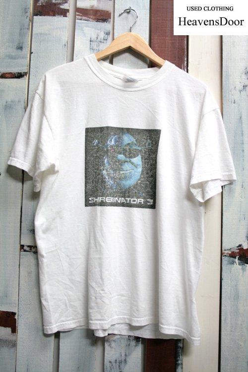 Shrek【シュレック】 Tシャツ 古着 シュレックネイター