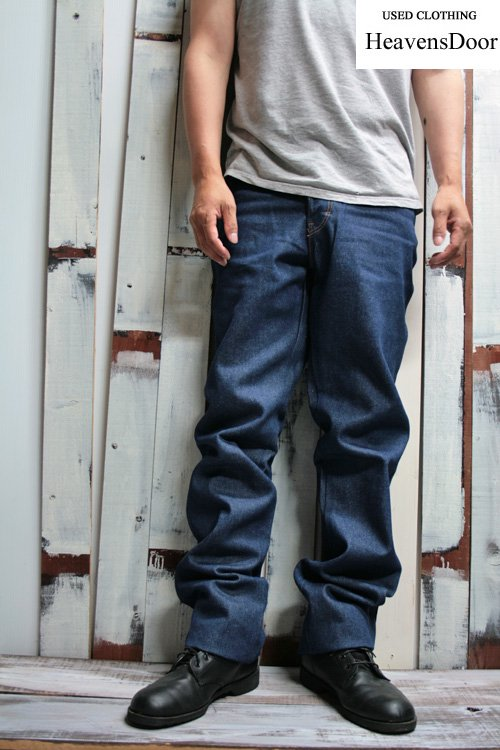 <img class='new_mark_img1' src='//img.shop-pro.jp/img/new/icons43.gif' style='border:none;display:inline;margin:0px;padding:0px;width:auto;' />70-80年代 Dickies 【ディッキーズ】 デニムパンツ デッドストック