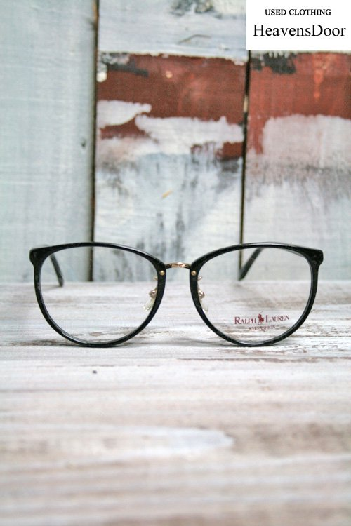 RALPH LAUREN【ラルフローレン】 ビンテージ【メガネ】 80年-90年代 デッドストック