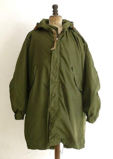 PARKA,SHELL,M-1951 / PARKA LINER SET SIZE MEDIUM N.O.S. DEAD STOCK