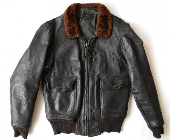 FLIGHT JACKET,INTERMEDIATE,G-1 MIL-J-7823C