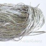 bright check purl ブライトチェックパール - silver
