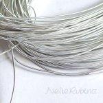 pearl purl パールパール / gimp wire ギンプワイヤー - silver