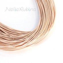 pearl purl パールパール / gimp wire ギンプワイヤー - pinkgold