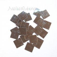 貼り付け用ミラー ミラーワーク用樹脂ミラー 正方形 18mm