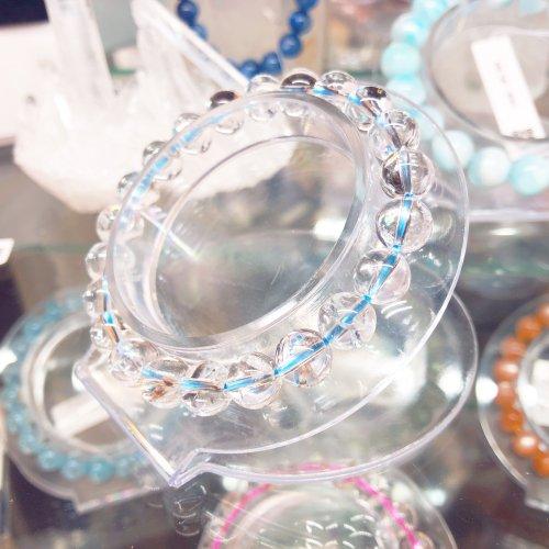レインボー水晶AA8mm