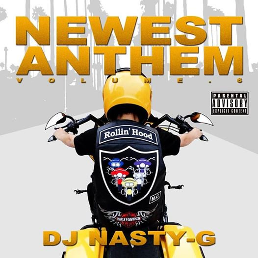 DJ NASTY-G / NEWEST ANTHEM VOL.6