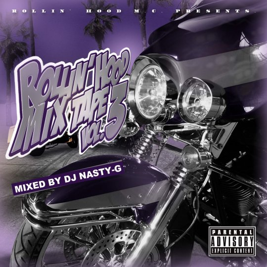 DJ NASTY-G / ROLLIN' HOOD MIXTAPE VOL.3<img class='new_mark_img2' src='//img.shop-pro.jp/img/new/icons5.gif' style='border:none;display:inline;margin:0px;padding:0px;width:auto;' />