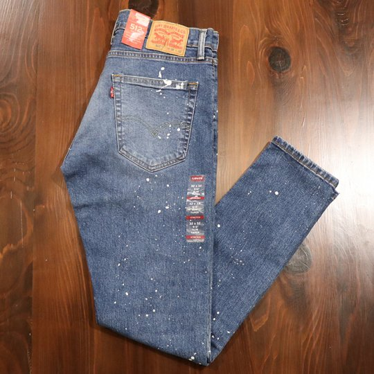 Levi's (リーバイス) 512 SLIM TAPER STRETCH