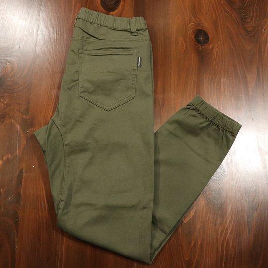 AttractStreetGear Jogger Pants Standard - ジョガーパンツ スタンダード オリーブ