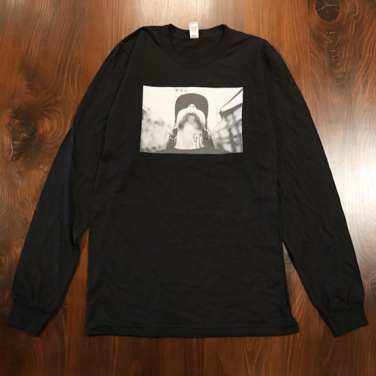 LASUNDAYS TRUST NO ONE  L/S ロンT