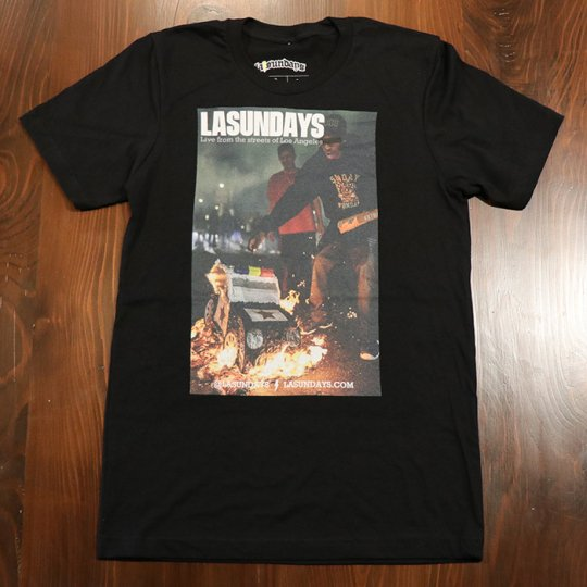 LASUNDAYS FTPSavage T-Shirt Tシャツ