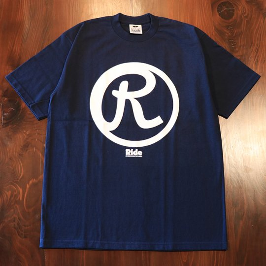 ONGROUNDCLOTHING【The R/Everybody Here Ain't ONGROUND】 Tee  Tシャツ ネイビー