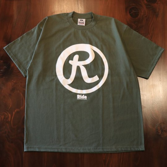 ONGROUNDCLOTHING【The R/Everybody Here Ain't ONGROUND】 Tee  Tシャツ オリーブ