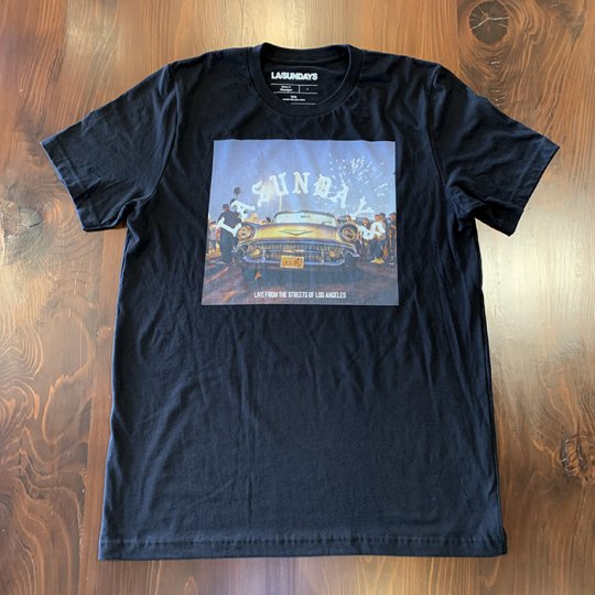 LASundays LASUNDAYS CELEBRATION  T-Shirt Tシャツ