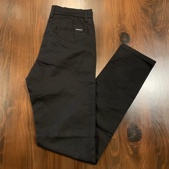 AttractStreetGear Chino Pants Stretch - チノパンツ ストレッチ ブラック