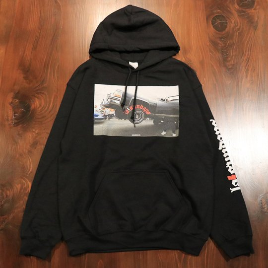 LASundays FROM THE DOOR HOODIE フーディー パーカ